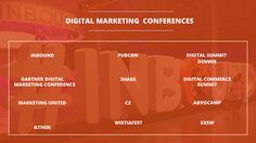 Top 12 Digital Marketing Conferences