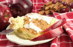 Apple Cake Dessert - make this moist, sweet slow cooker dessert recipe with seasonal apples.