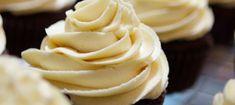 Valkosuklaakuorrute muffinsseille