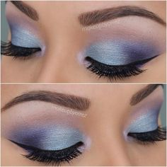 Soft purple look from makeupbyarrez using all motivescosmetics. source