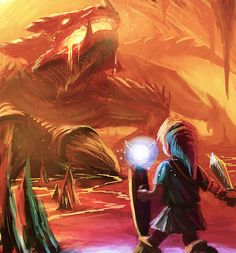 Link fighting off a King dodongo from orcania of time! awesome artwork!!!