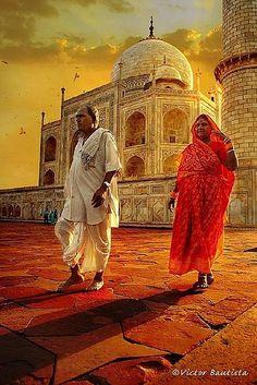 The Taj Mahal - Agra, India | Tourism Agra | Tourism India
