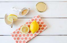 Homemade Honey and Lemon Face Mask #theeverygirl
