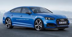 Audi's Next RS5 Would Be Absolutely Stunning As A Sportback #Audi #Audi_RS5