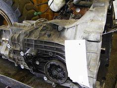 Audi A4 Transmission