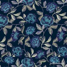 Paris Catwalk Print & Pattern Highlights - Spring/Summer 2018 Ready-to-Wear Textile Prints, Textile Patterns, Textile Design, Print Patterns, Love Wallpaper, Pattern Wallpaper, Elephant Tapestry, Summer Prints, Pattern Design