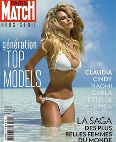 Claudia Schiffer pictures and photos Claudia Schiffer, 90s Models, Fashion Models, Paris, Business Outfits, Beach Babe, Timeless Beauty, Beauty Women, Sexy Bikini