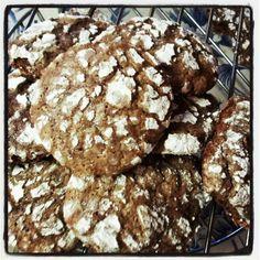 Cookies craqueladas