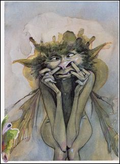 Good faeries bad faeries I remember this book!