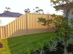 COLORBOND® is a durable, attractive and portable fence material. Select from range of contemporary Colorbond colours and speak to fencing experts to find out the most ideal for your property. Portable Fence, Chain Fence, Fencing Material, Best Home Security, Wireless Home Security Systems, Perth, Really Cool Stuff, Light Up, House Design