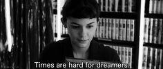 Amelie. If you haven't seen this movie you should! One of my favorites!