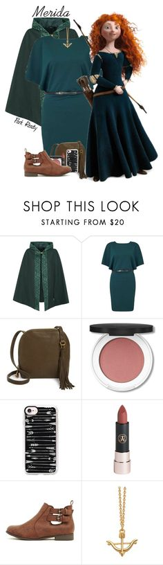 """""""Merida - Park Ready"""" by allyssister ❤ liked on Polyvore featuring Merida, Miss Selfridge, HOBO, Casetify and Astley Clarke"""
