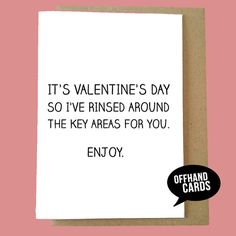 Excellent adult valentine greeting card