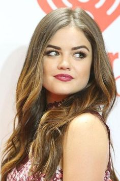 The Beauty Evolution of Lucy Hale | September 2013