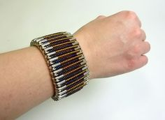 Picture of Safety pin Bracelet!!!!