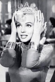 Marilyn Monroe <3 'Gentlemen Prefer Blondes', 1953