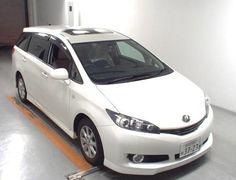 2009 Toyota Wish,Car ID = SAF- 1529 Toyota Wagon 2009 TOYOTA WISH 2.0G Japanese Used Car Exporter | SAFFRAN INTERNATIONAL