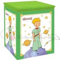 Ξύλινο κουτί για μαρτυρικά με τον μικρό πρίγκιπα και το όνομα του παιδιού σας.    Διαθέσιμο σε 2 διαστάσεις   15 Χ 15 Χ 20 εκ 15