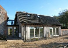 A north Norfolk barn extension has won a regional award for excellence, and a revamped pub and its builders praised on a shortlist.
