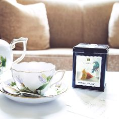 Tealeaves Folio | Hungary for a Day with Tealeaves' Gresham Palace Blend