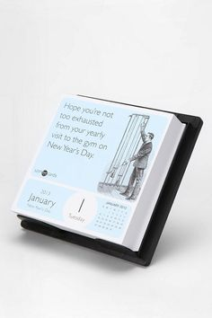 BEST GIFT EVER RIGHT?  2013 ecard calendar! I NEEEED THIS!!!!!