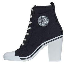 6b1103799fe DKNY for Opening Ceremony High-Heel Sneakers Hi Heel Sneakers