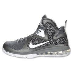 Nike Lebron 9 Cool Grey Silver Mens Basketball 469764-007