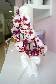 Lumânări nunta | Boutique cu flori Gift Wrapping, Table Decorations, Gifts, Wedding, Home Decor, Gift Wrapping Paper, Casamento, Homemade Home Decor, Presents
