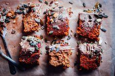 This Rawsome Vegan Life: VEGAN CARROT CAKE FROM THE HEART!