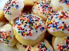 Italian Anise  Cookies |
