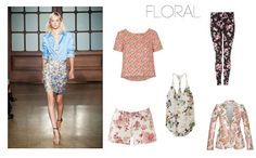 How to wear floral prints this Spring