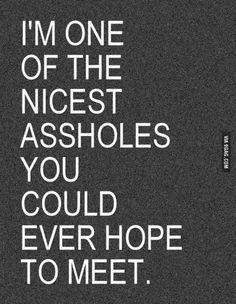 I'm ...