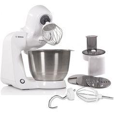 Bosch Styline 4-Quart Stand Mixer: White | Everything Kitchens