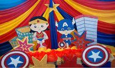 Resultado de imagen para decoracion avengers