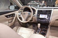 The 2013 Nissan Altima comes in 8 colors Pearl White