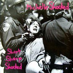 Michelle Shocked - Short Sharp Shocked (Vinyl, LP, Album) at Discogs