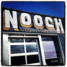 Vegan Denver: NOOCH Vegan Market One of my new favorites is NOOCH vegan market located in the hip RiNo area in Denver. They're a specialty market that sells vegan only goods, and the hard to find, vegan products. http://vegetariansnob.com/vegan-denver-nooch-vegan-market-and-vegan-product-review/