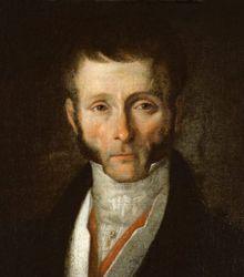 Joseph Fouché(Duke of Ontario) French statesman & Minister of Police during Napoleon's reign. (1759-1820)
