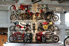 Barber Motorsports Museum.  I would enjoy going again!