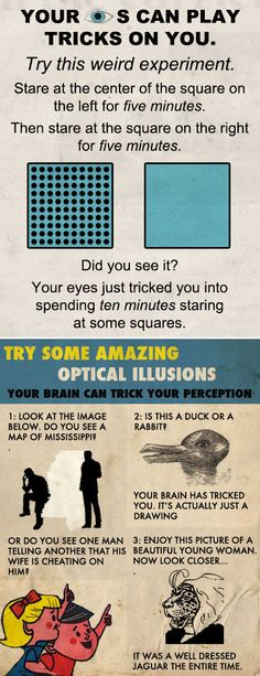 Try some amazing optical illusions