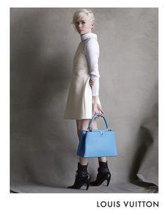 Louis Vuitton Handbags Fall Winter 2014 Ad Campaign | Art8amby's Blog