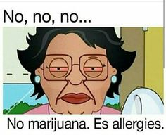 Haha Consuela the maid in Family Guy is a stoner #lol #420