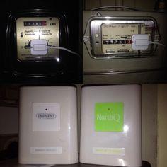 Sensoren en meters. Hiermee kunt u uw energieverbruik monitoren.