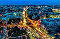 Bucharest, RO (photo by Dan Mihai Balanescu)