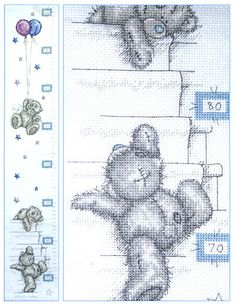 "Toise Tatty teddy "" me to you "" TT201 Height chart - Le blog de misskey"