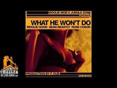 """Jessie Spencer's Music Blog: Moolie Goon featuring Sean Beastly and Russ Coson - """"What He Won't Do"""" (Produced By P-Dub)"""