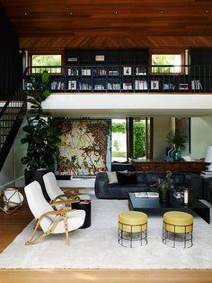 Artwork Home by Sarah Davison Inside Design - #home #house #interiordesign #design #HomeDecoration #decorating #interiordecorating #idea