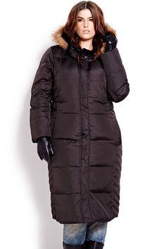 582ef30a4a9 Addition Elle Down Winter Plus Size Coat  plussize  plussizefashion   plussizecoats  plussizejackets