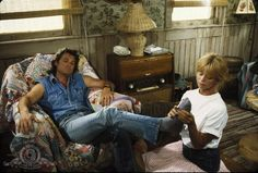 Still of Goldie Hawn and Kurt Russell in Overboard