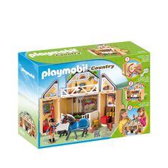 Juguete COFRE ESTABLO DE CABALLOS de Playmobil Precio  18,97€  en IguMagazine #juguetesbaratos
